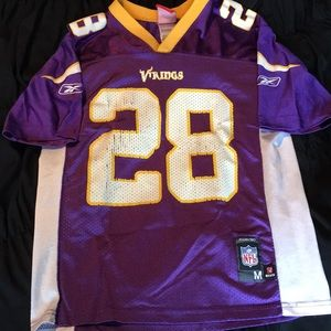 sports shoes 7ca91 26b91 Minnesota Vikings Kids Jersey